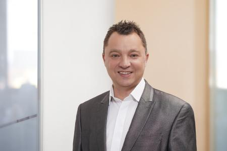Markus Laube, Business Continuity Officer bei der noris network AG / Bild: noris network