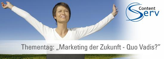 Marketingtag der CONTENTSERV GmbH