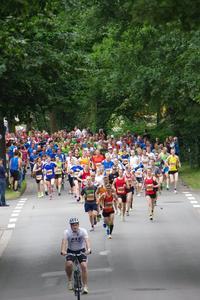 """Erstmals gibt es beim Remmers-Hasetal-Marathon am 27. Juni 2015 in Löningen einen """"Schnupperlauf"""" über die Distanz von ca. 5 km durch das idyllische Hasetal / Bildquelle: Remmers Baustofftechnik, Löningen"""