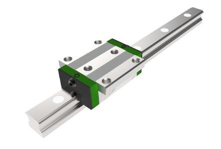 Die sechsreihigen Kugelumlaufführungen der KUSE X-life-Baureihe können nun auch in Anwendungen eingesetzt werden, die nur geringste Vibrationen dulden und höchste Genauigkeit erfordern, wie z.B. in Messmaschinen / Foto: Schaeffler