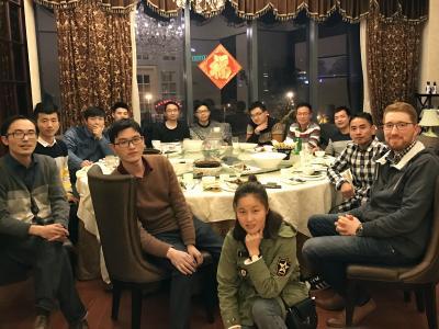 """""""Gemeinsame Unternehmungen mit Arbeitskollegen nach Feierabend stehen in China hoch im Kurs"""", berichtet Lennart Wölki."""