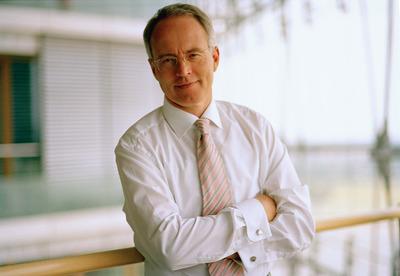Michael Barth ist Regional General Manager Germany, Nordics & Ireland von Regus.