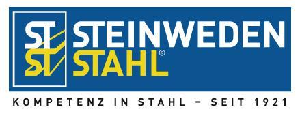 Steinweden Stahl Logo