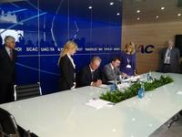 Heads of Agreement on Sukhoi Superjet 100 Delivery Signed between SCAC and Ilyushin Finance Co