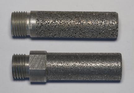 Standardanwendungen: Filter und Schalldämpfer