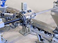 Three metals and tandem extrusion with Rosendahl