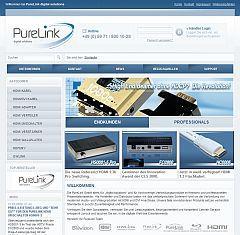 Purelink Website