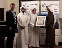 HAUK & SASKO wins award for the project in Qatar