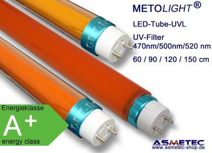 Metolight LED-UVL-Röhren