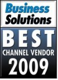 AnyDoc Software Named Best Channel Vendor by Business Solutions Magazine Industry Survey