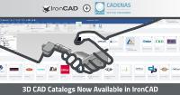 CADENAS Kooperation mit IronCAD