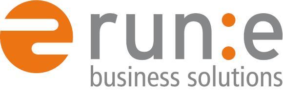 run-e GmbH & Co KG Logo