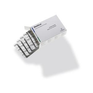 Blister und Faltschachtel werden auf einer Linie bedruckt, serialisiert und codiert