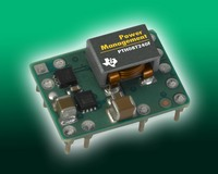 TI Introduces DC/DC Power Module with Fast Transient Response for 3-GHz DSP Systems