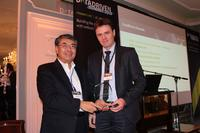 "Honored: Actuate awarded iTAC Software AG the ""BIRT Excellence Award 2014"""