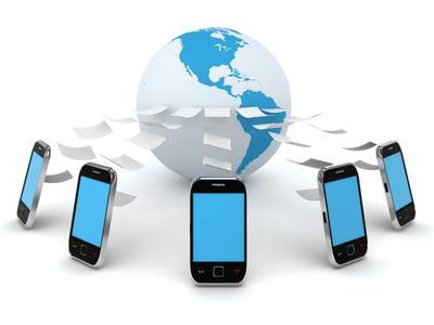 Mobile Communication (© TU Ilmenau/iStockphoto/alexsl)