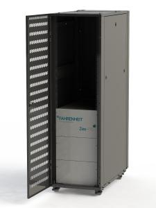 Rack integrated adsorption chiller Fahrenheit Zeo R10