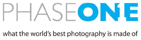 Einsteiger Workshop von Phase One. Phase One  XT und Phase One XF selbst testen und Kamera-Farbmanagement kennen lernen