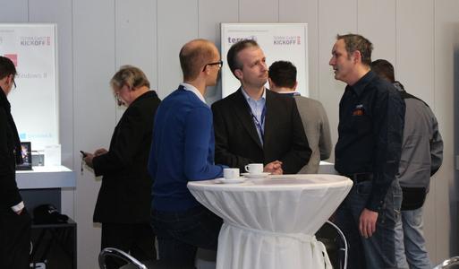 WORTMANN AG zufrieden mit CeBIT KickOFF 2013