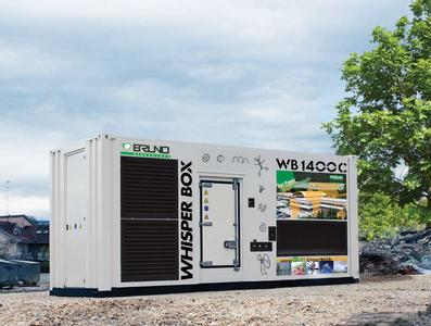 Whisper-Series – Whisper Box  800 - 1400 kVA Leistungsbereich in ...