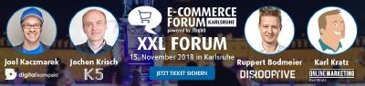 E-Commerce Forum Karlsruhe XXL