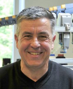 Dr. Gottfried Betz, Geschäftsführer der Strick Zella GmbH & Co. KG