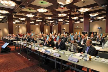Vertreterversammlung der BG ETEM beschließt Haushalt für 2020