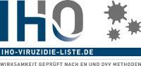 IHO-Viruzidieliste Logo