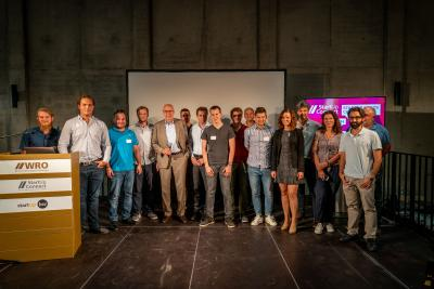 "12 Start-ups pitchen auf ""Start-up meets Corporate"""