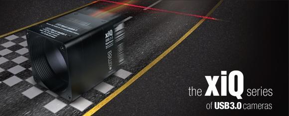 XIMEA USB3 Vision xiQ high speed cameras