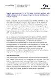 [pdf] Pressemitteilung : Starke Nachfrage nach ECM: OPTIMAL SYSTEMS schließt Jahr 2008 erfolgreich ab