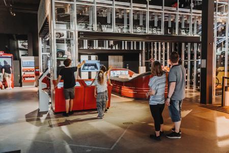 Logistik erleben! Swisslog präsentiert AutoStore im Verkehrshaus der Schweiz