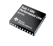 TI's new sub-1 GHz RF family brings more robust, reliable wireless connectivity to metering, security, and home and building automation