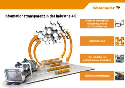 Information transparency in Industry 4.0 – Data consistency