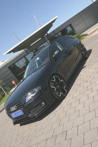 Audi A4 B8 Tuning von JMS Racelook mit 20 Zoll Ghost Felgen