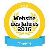 Award Website des Jahres