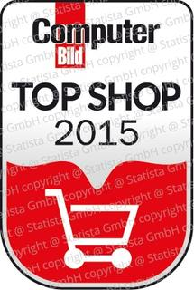 printer-care.de ist Top Shop 2015 von Computerbild