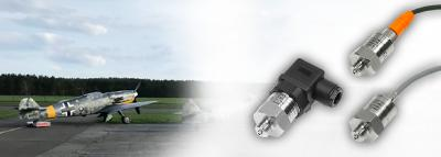 Drucktransmitter für Flugzeuge