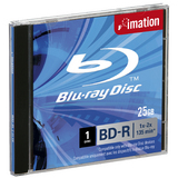 Imation Blu-ray Disc BD-R 25 GB