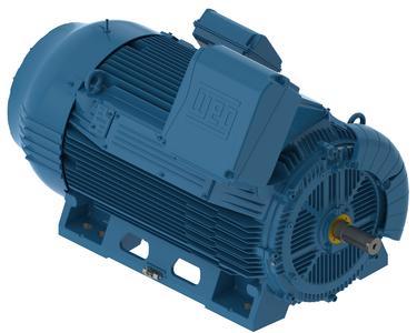 Dank ihrer hohen Leistungsfähigkeit lassen sich die robusten W50-Motoren für Anwendungen mit Drehzahlen bis 5.000 UpM einsetzen