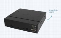 Universell einsetzbar und hoch präzise: Der Kreuztisch KT310 ist ideal geeignet für Positionieraufgaben in der Messtechnik