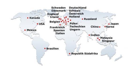 datadirect weltweit