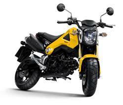 Funbike, Classic und Tourer von Honda: MSX125, CB1100 und Gold Wing F6B