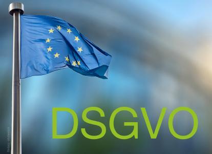 Schnell Datenschutzmanagement aufsetzen: Die neue EU Datenschutz-Grundverordnung (EU-DSGVO) ahndet Verstöße mit hohen Bußgeldern Bild: ©artjazz - shutterstock