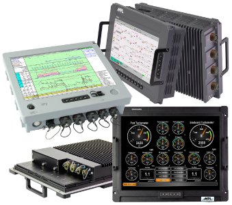 """TRICOR Famliy - Rugged Panel-PC with 12"""", 15"""" and 20.1"""" display"""