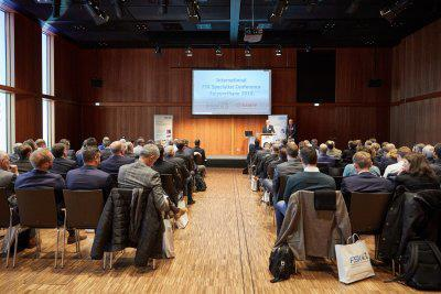 Internationale FSK-Fachtagung Polyurethane 2019 in der Stadthalle Reutlingen