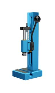 MicroPress® rack and pinion press