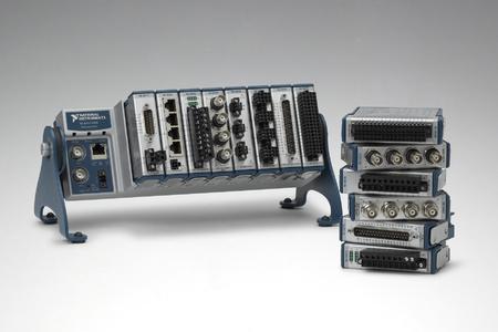 Ethernet CompactDAQ