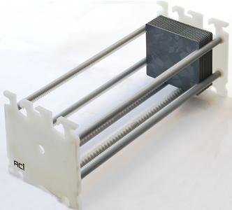 Die neuen Carrier aus PVDF wurden für das das Prozessieren mono- und polykristalliner Wafer/Zellen mit Ozon als Medium entwickelt.