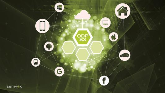 Connected Devices  and hybrid capabilities of ODP S3